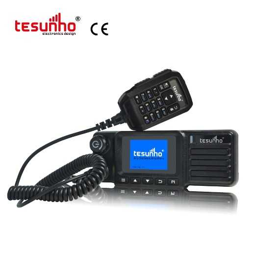 100km High Tech Dual Band Car Walkie Talkie TM-990D
