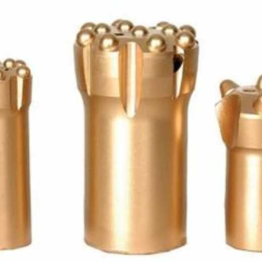 tungsten carbide R type thread drill with various and cheaper wholesale price for roadway liquid trolley.