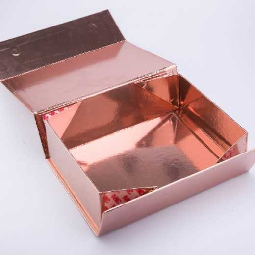 Gift Packaging Boxes paper material magnetic folding box