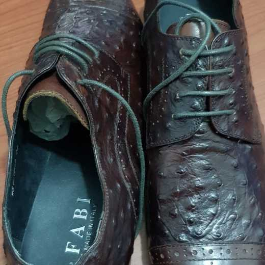 Corporate Shoe Skin Leather