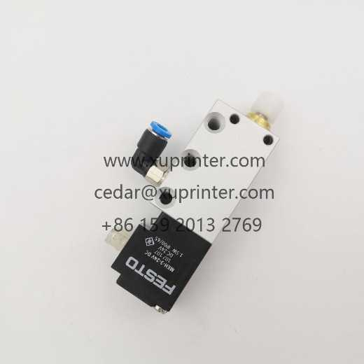 G2.184.0060 HD Cylinder/Valve for PM52 SM52 XL75 CD74 QM46 Offset Printing Machinery Spare Parts For Heidelberg