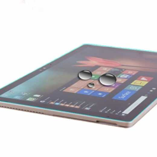 Anti-glare tempered glass for tablet