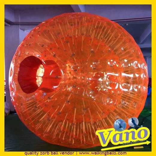 Zorb Ball Bubble Soccer Zorbing Football Human Hamster Water Walker ZorbingBallz.com