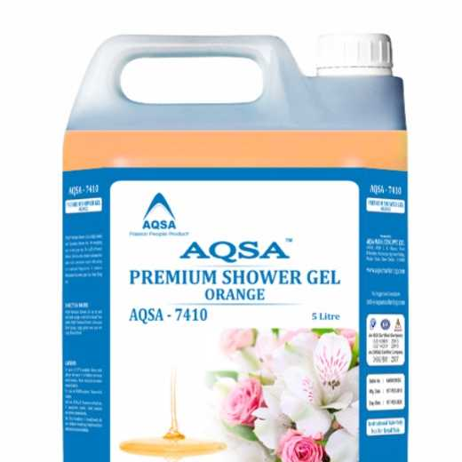 Premium Shower Gel Orange (AQSA – 7410)