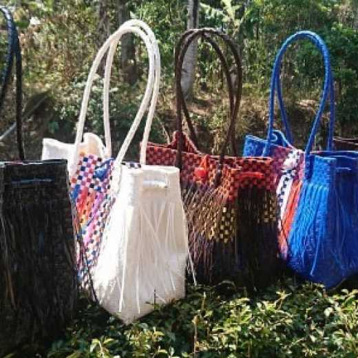 ECO-FRIENDLY PP WICKER CRAFTS