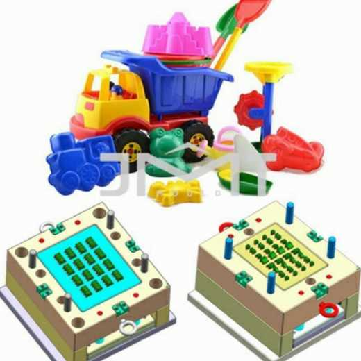 Processing custom Toy mould