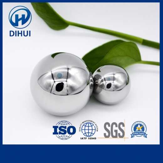 Size 1/8′′ 3/16′′ 1/4′′ 5/32′′ AISI302, 304, 316, 316L, 420, 440c Stainless Steel Balls