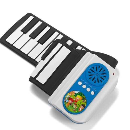 iword S2037 37 keys Roll Up Piano for Kids
