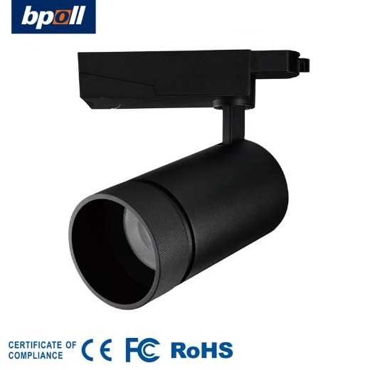 BPOLL Family Shopping Center Clothing Store 10w, 20w, 30w,  LED COB Track Lights Turning Spotlights