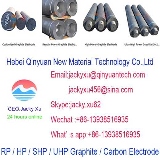 China UHP 600mm graphite electrode supplier for steel plant