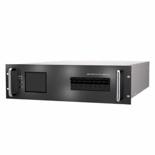 Rack Mount Lithium Battery System