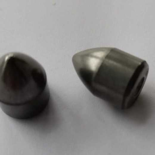 tungsten carbide parabolic insert with various size and cheaper wholesale price for coal mining