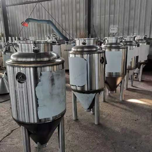 100L fermenters for homebrew in stock