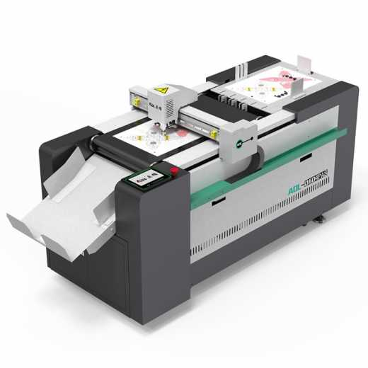 AOL-6040 CNC paper cutting machine