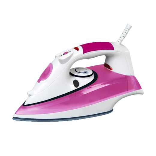 Household steam electric iron can be dry hot, adjustable steam, water spray, explosive strong steam, automatic cleaning and low temperature leakage stop function