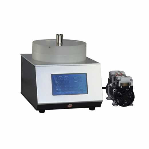 Eight-inch spin coater with PP chamber for silicon wafer coating