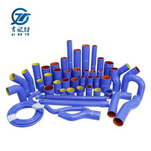 Hot air pipe    radiator hose    flexible rubber hose    Silicone hose