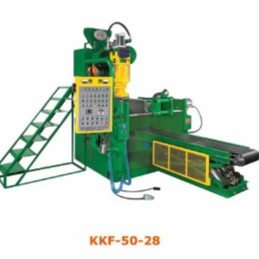 Pre-mixed Resin Sand Core Shooting Machine  KKF50-28- Vertical