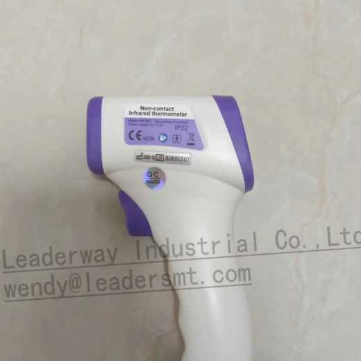 in stock digital thermometers adult baby infrared thermometer non-contact