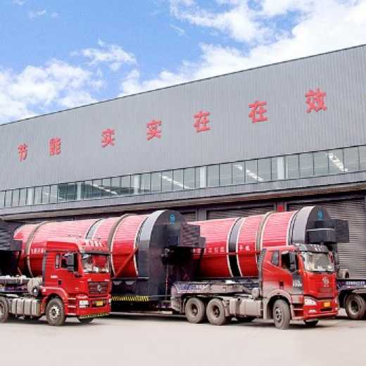 Your money rolls in: China ZJN rotary dryer to treat distiller's grains for animal feed in aquaculture industry, poultry raising and livestocking