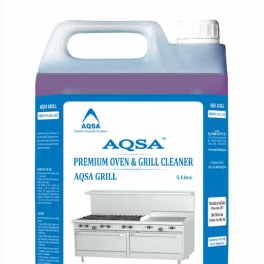 Premium Oven & Grill Cleaner (AQSA GRILL)