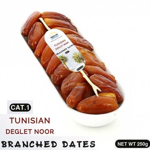 Branched dates 250gr tray