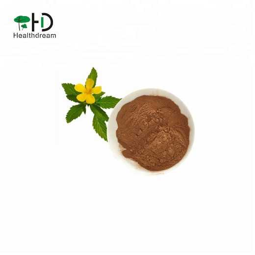 Herbal sexual enhancement natural damiana leaf extract powder 10:1
