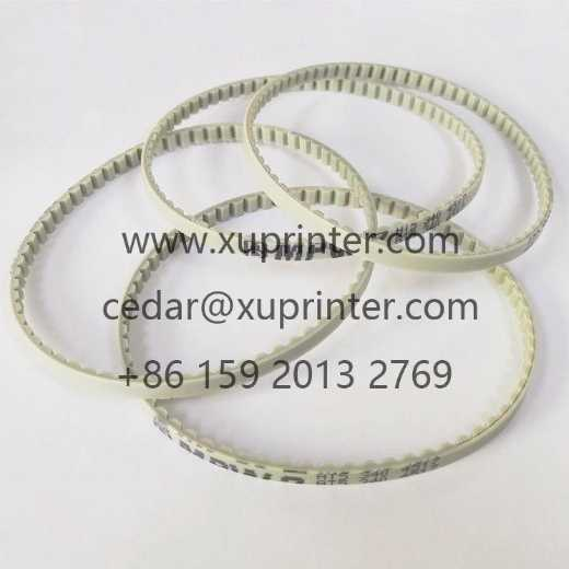 00.580.8194 Forwarding Shaft Drive Belt Toothed Belt For HD CD74 XL75 High Quality HD Replacement Parts