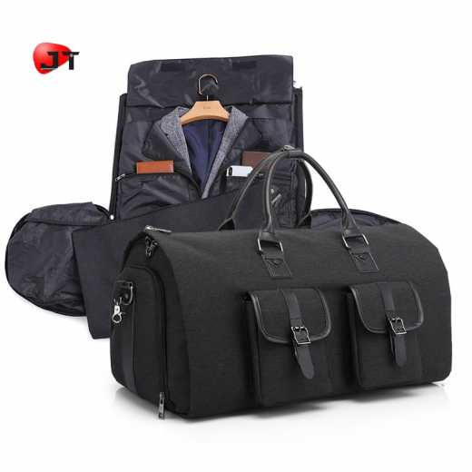 New travel bag Outdoor sports luggage tote large capacity folding bag gym bag