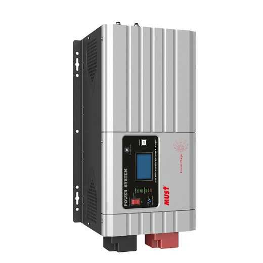 MUST 1000W-+6000W pure sine wave off grid power  inverter