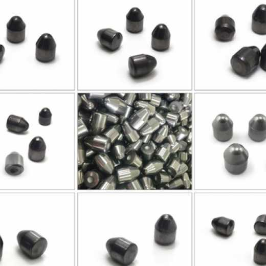 tungsten carbide parabolic insert with various size and cheaper wholesale  price for mining