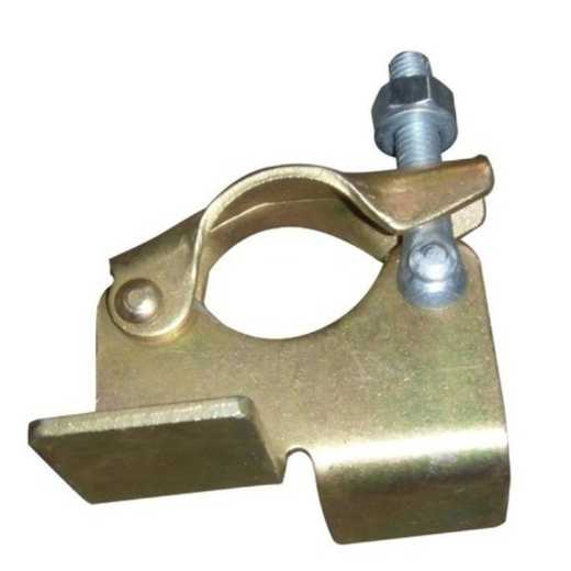 Custom High Forged  Iron Fastener Pipe Scaffolding Beam Clamp Coupler Capacity  Building Parts