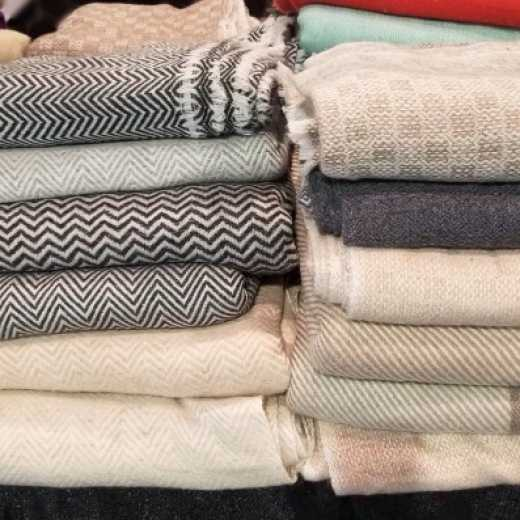 Pure Cashmere Blankets