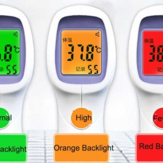 Spot Inventory Sales Infrared Forehead Thermometer