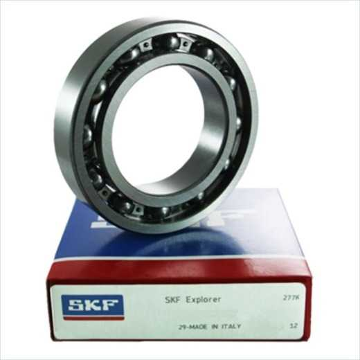 Low Power Consumption 16011 SKF Deep Groove Bearing 55x90x11mm