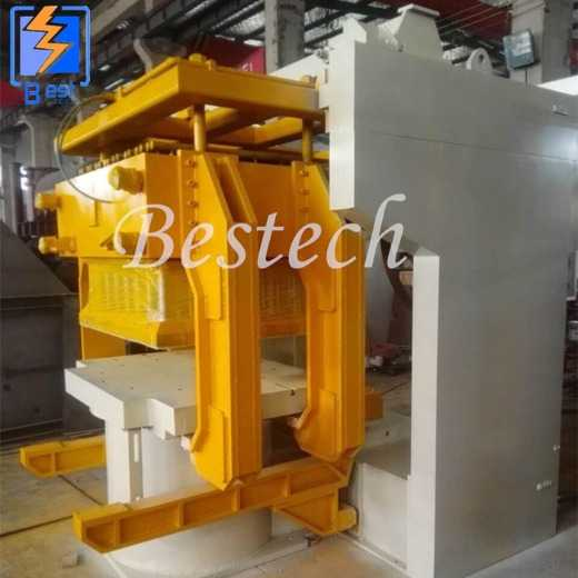 Hydraulic Pressure Green Sand Molding Machine for Manhole Cover