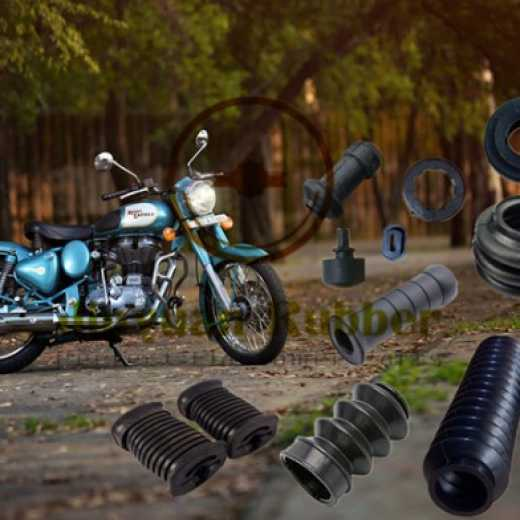 Classic Motorcycle Rubber Parts