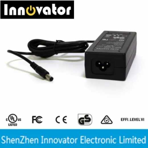 Ce RoHS UL Certified 12V 5A 60W AC DC Power Supply C6 C8 C14 Desktop Adapter for LED Light High Quality for Exporting