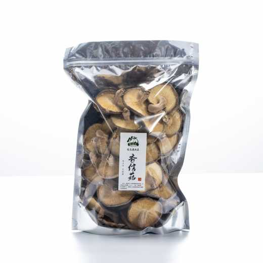 Royal Expo Garden xiangxin mushroom thin mushroom original ecological agricultural products