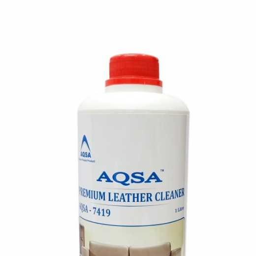 Premium Leather Cleaner (AQSA – 7419) - 1 Ltr