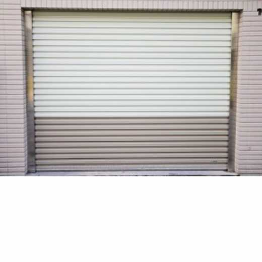 Garage Rolling Door - Zincalume