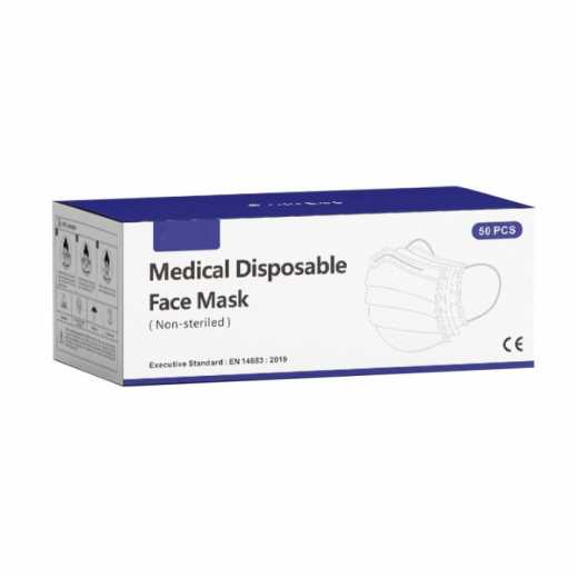Medical Disposable Face Mask (Non-Steriled)