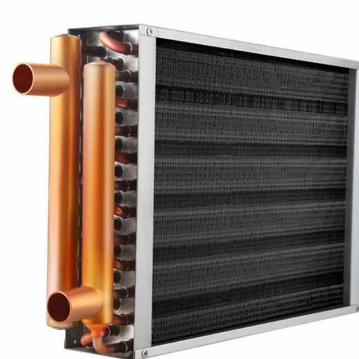 Wisewater Air to Water Heat Exchanger 18X18 1