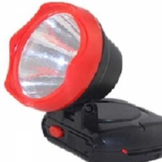SUPER BRIGHT RECHARGEABLE HEADLIGHT