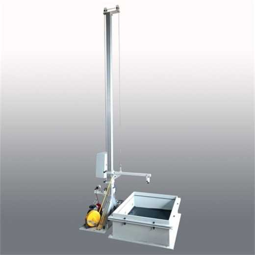 Drop Ball Shock Device For Laminated Glass And PV Module