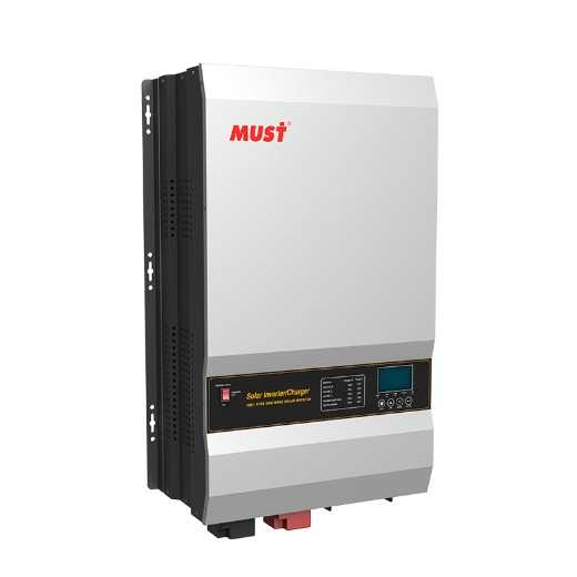 MUST low  frequency   4000W-12000W pure sine wave  off grid solar inverter with 100A MPPT solar charge controller