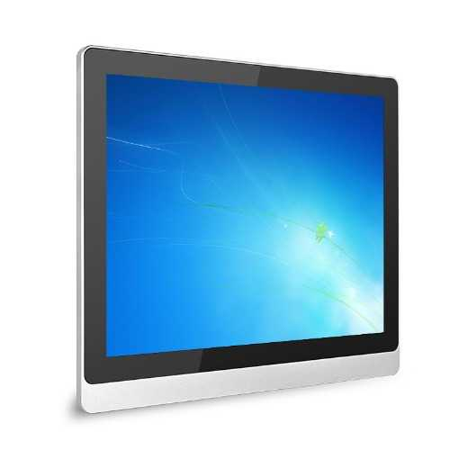 Super thin touch monitor 10.1 inch open frame touchscreen monitor