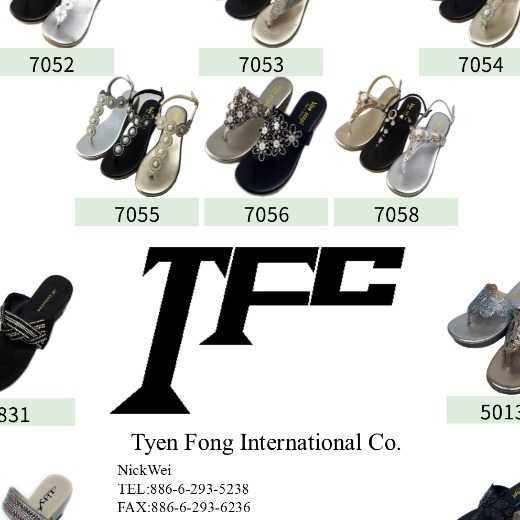 Shoes ( Made in taiwan )