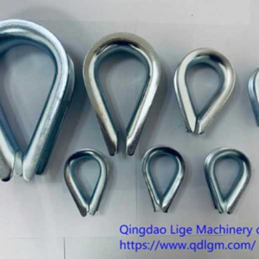 Wire Rope Thimbles, G414 Thimble