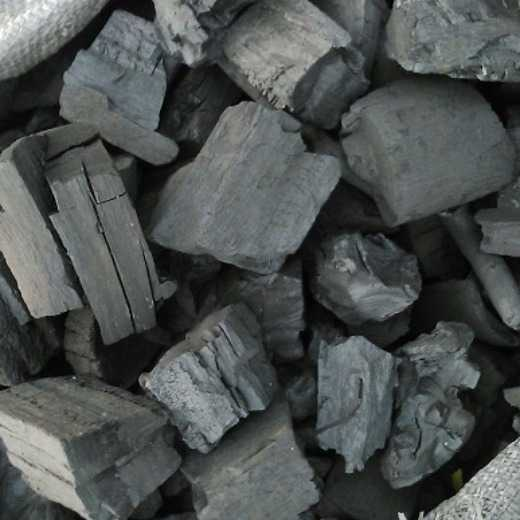 Industrial Natural Hardwood Charcoal